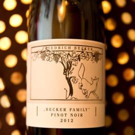 Becker Family Pinot Noir