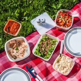 Mat till picknick
