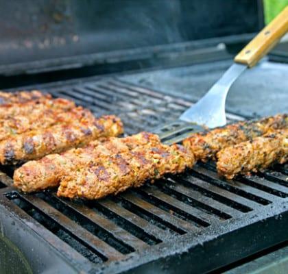 Köttfärsspett