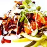 Kyckling i ugn med fetaost och svamp