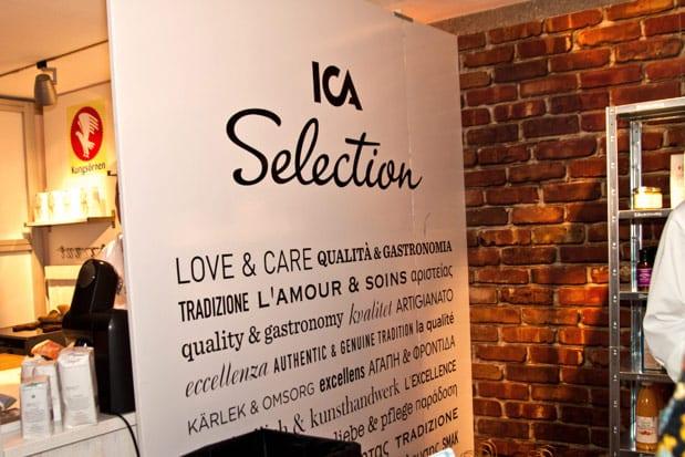 ICA Selection @ Star PR