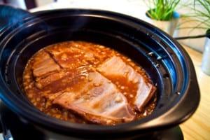 Ribs i Crock Pot