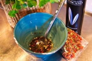 Chilirub av chilimix från Foglia