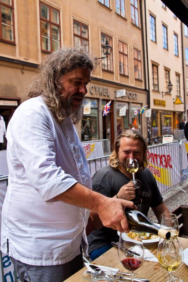 Peter Bennyson & Magnus Reuterdahl @ 19 Glas