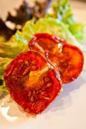Ugnsbakta tomater