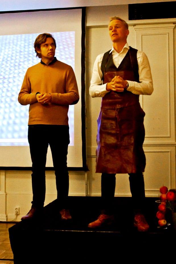 Tommy Myllymäki & Jens Dolk @ Matkarnevalen