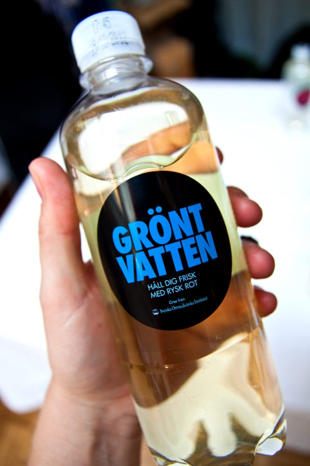 Grönt vatten @ Matkarnevalen