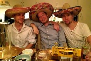 Tre gringos