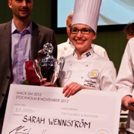 Sarah Wennström