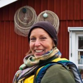 Löjromsfiske - Kinna Jonsson
