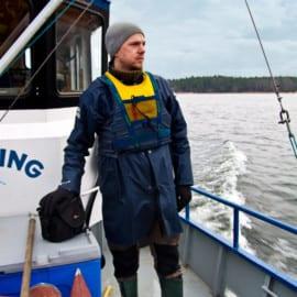 Löjromsfiske - Johan Hedberg