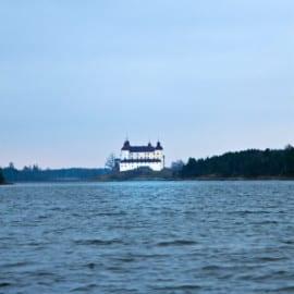 Löjromsfiske - Läckö Slott