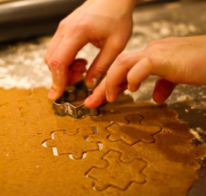 Pepparkaksdeg – Bästa receptet på pepparkakor