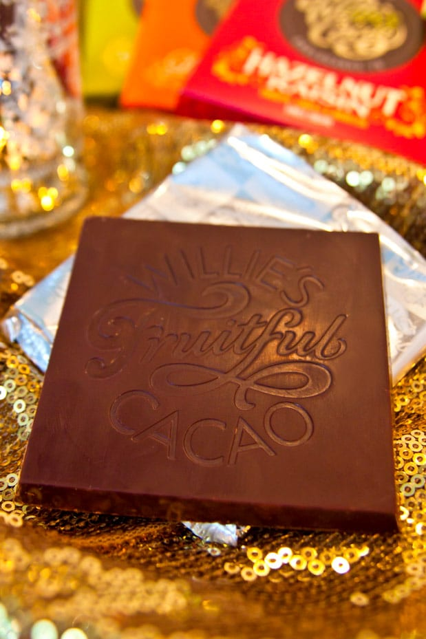 Willie's Choklad