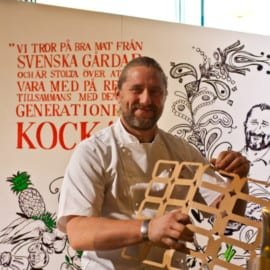 Årets Kock 2013 - Stockholm Johan Åkerberg
