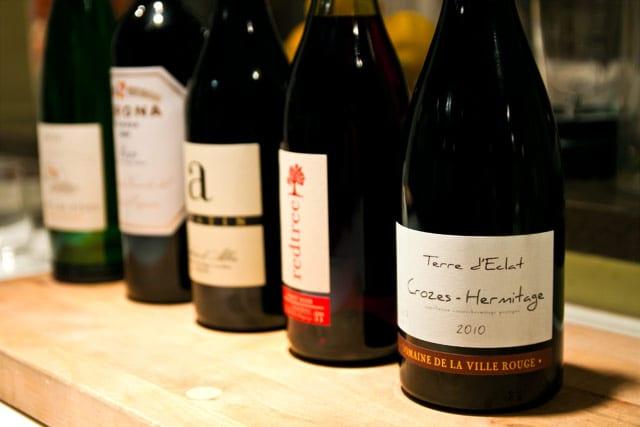 Viner från Vinoteket