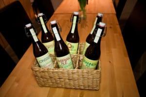 Öl från Qvänum Mat och Malt