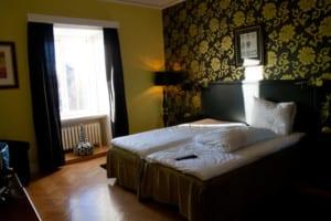 Hotellrummet på Bjertoft Slott