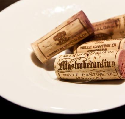 Vinprovning med Mastroberardino
