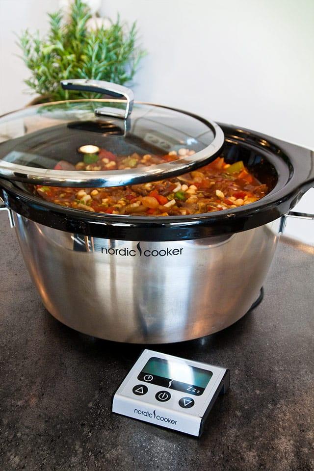 Gulasch Gulasch i Slökokare: Gi-vänlig och Glutenfrii Nordic Cooker