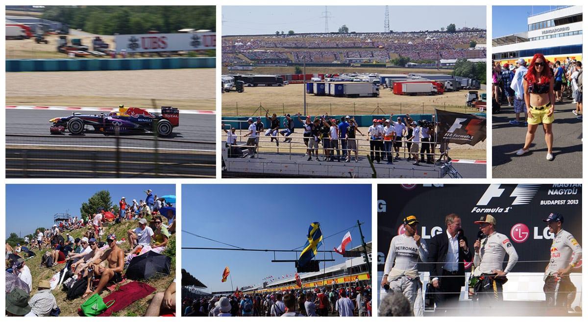 Ungern Formel 1