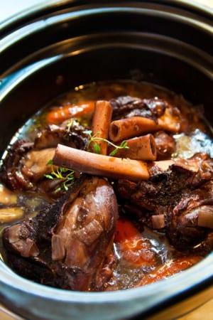Lammlägg i Crock Pot