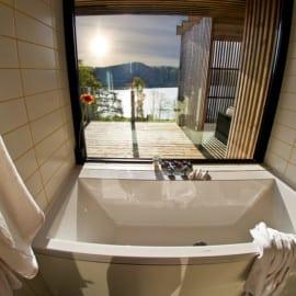 Badrum Vann Spa och Hotell