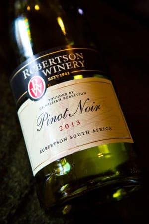 Robertson Pinot Noir