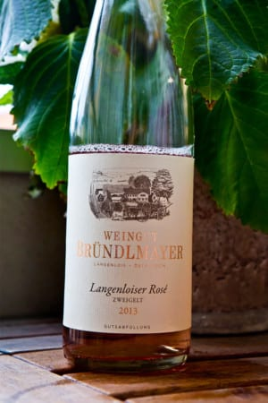 Weingut Bründlmayer Rosé Zweigelt (nr 91122)