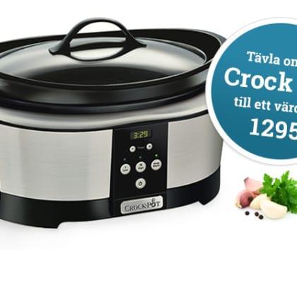 Tävla om en Crock Pot