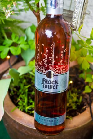 Black Tower Pink Bubbly (nr 6508)