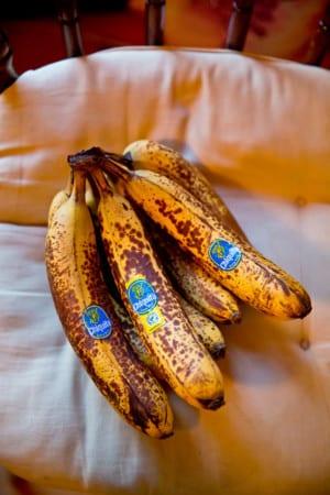 Prickiga bananer