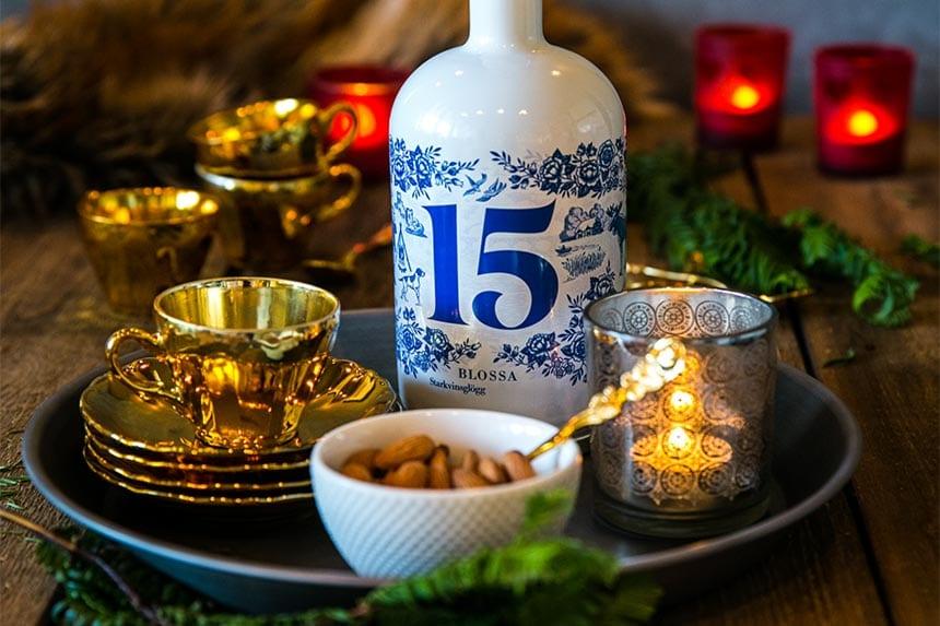 Vad har Blossa för smak på årets glögg 2015?
