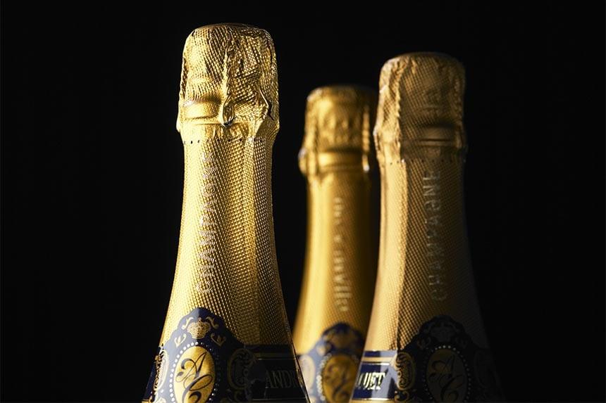 Vad kallas champagnens motsvarighet när den kommer från Sydafrika?
