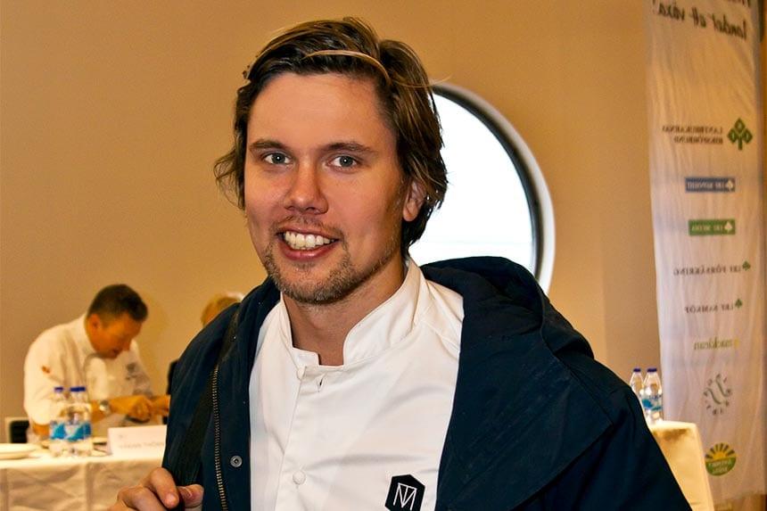 Vilket år vann Tommy Myllymäki Årets Kock?