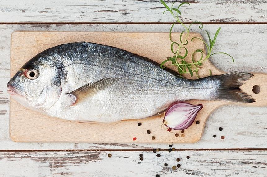 Vilka fisksorter använder man främst idag till lutfisk?