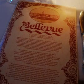 Restaurang Bellevue i helsingfors