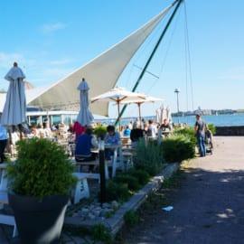 Cafe Ursula i Helsingfors, Finland