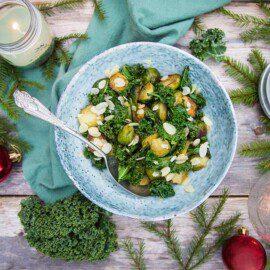 Recept grönkål