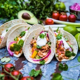 Recept Tacos