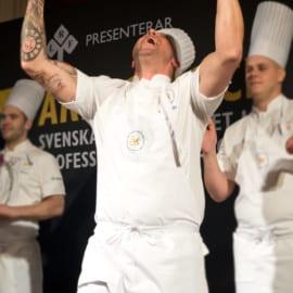 Vinnare Årets Kock 2015 Semifinal Halmstad Daniel Müllern