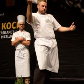 Årets Kock 2015 Markus Westh