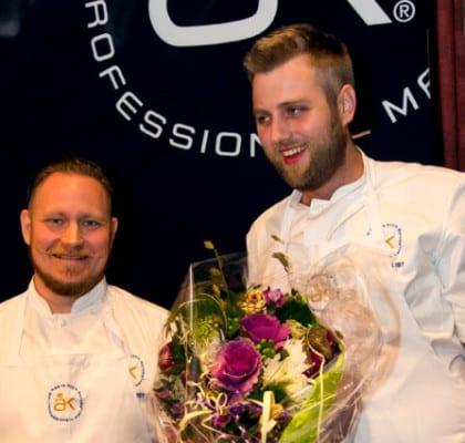 Årets Kock 2015 Anders Karlsson och Markus Westh