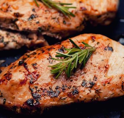 Kyckling i ugn recept