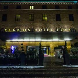 Clarion Hotel Post i Göteborg 2015