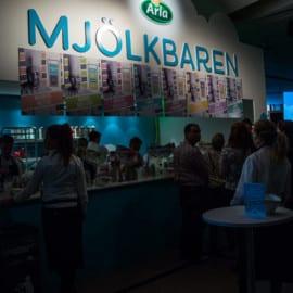 Arlas Mjölkbar Final Årets Kock 2015 Göteborg