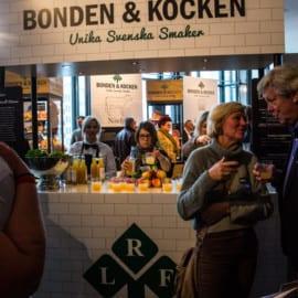 Bonden och Kocken Final Årets Kock 2015 Göteborg
