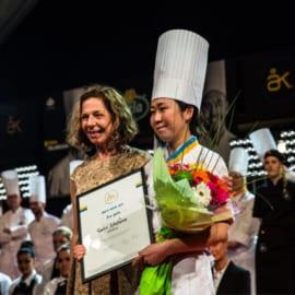 Saori Ichihara tredjeplats Final Årets Kock 2015 Göteborg