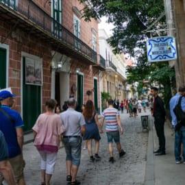 Paladar Los Mercaderes Havanna Kuba 2015
