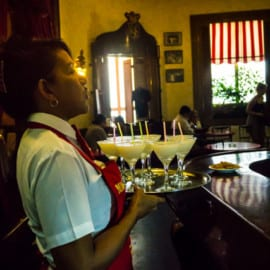 La Floridita Havanna Kuba 2015